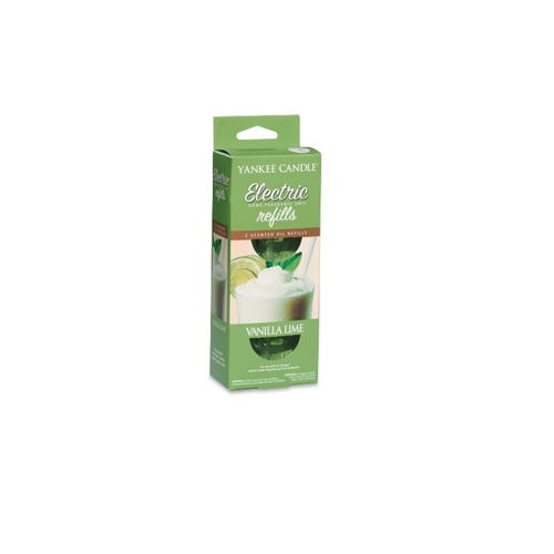 Yankee Candle ScentPlug Refill Twin Pack Vanilla Lime