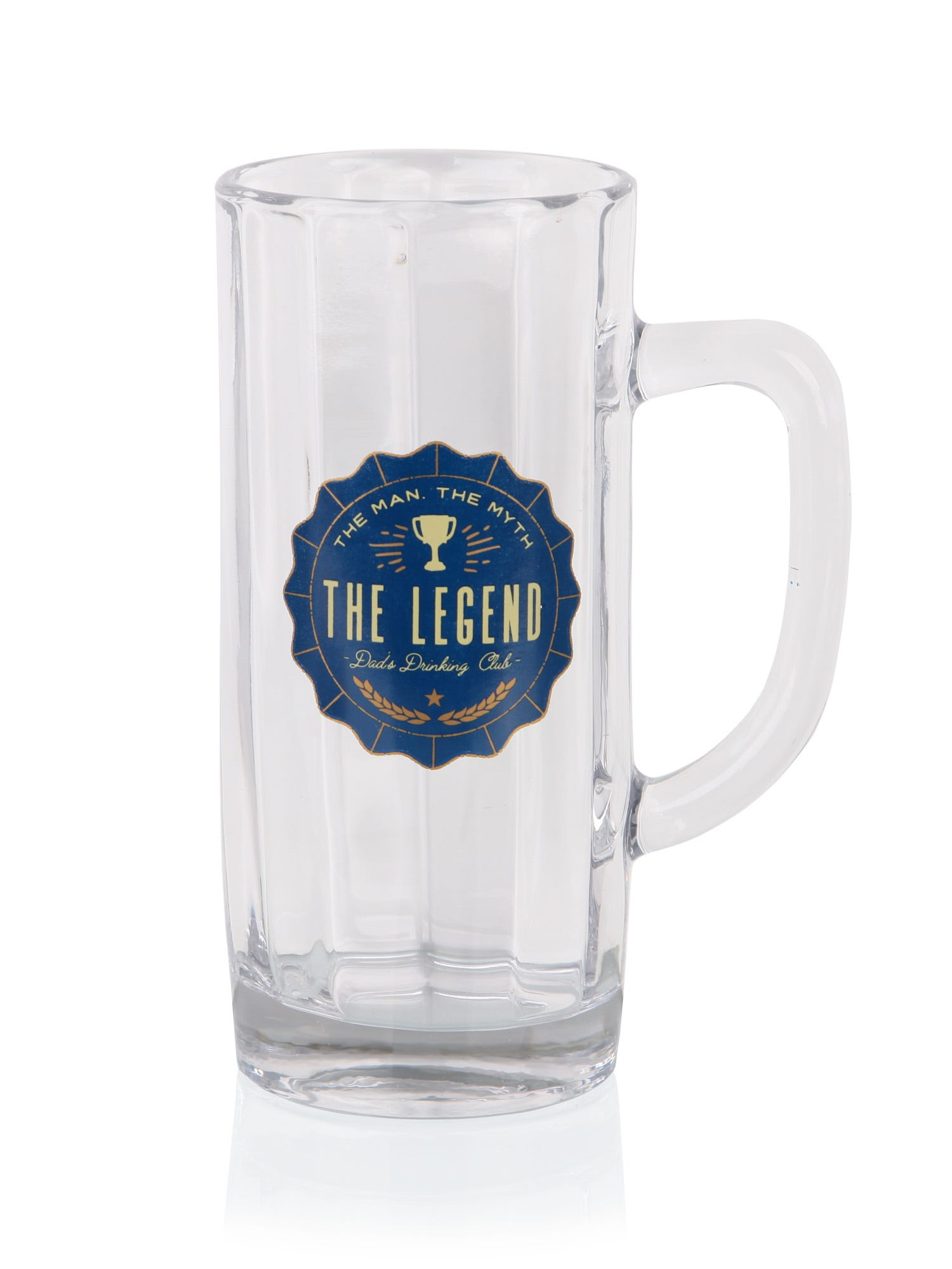 Legend Tankard And Coaster Set <p>Present this wonderful tankard and coaster gift set to the man, the myth and the legend in your life. Perfect gift for Father's Day, a Birthday or for any occasion!</p><p>Dishwasher safe</p>