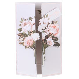 RHS Floral Thank You Card