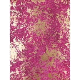Pink Jewel Tones Luxury Christmas Single Sheet Wrapping Paper
