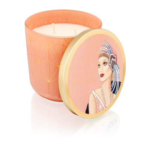 Deco Fresh Jasmine Scented Multi Wick Candle