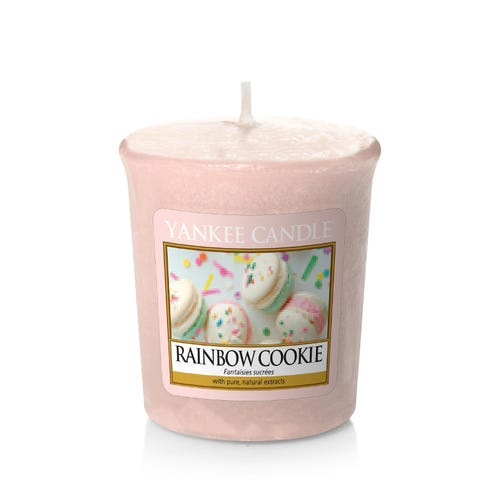 Yankee Candle Rainbow Cookie Votive