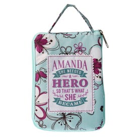 Amanda Top Lass Tote Bag