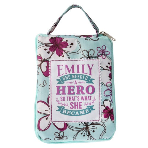 Emily Top Lass Tote Bag