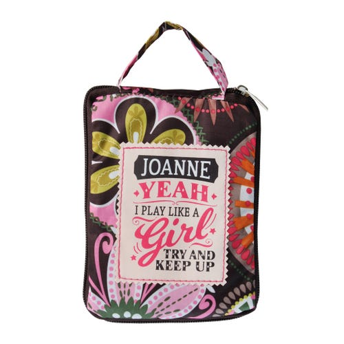 Joanne Top Lass Tote Bag