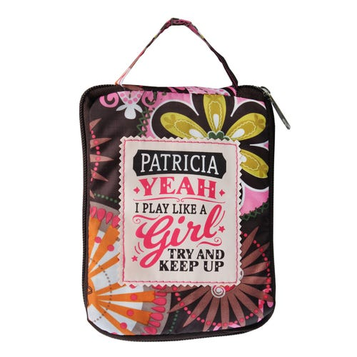 Patricia Top Lass Tote Bag