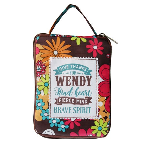 Wendy Top Lass Tote Bag