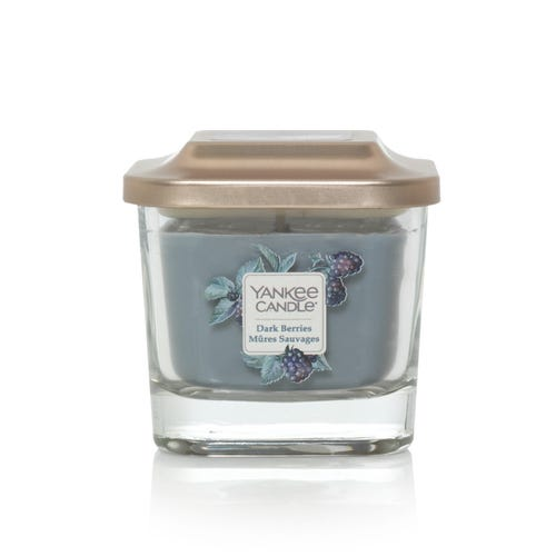 Yankee Candle Elevation Dark Berries Small Jar