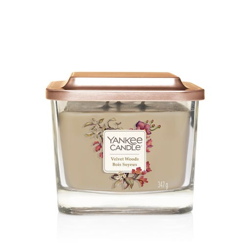 Yankee Candle Elevation Medium Jar Velvet Woods