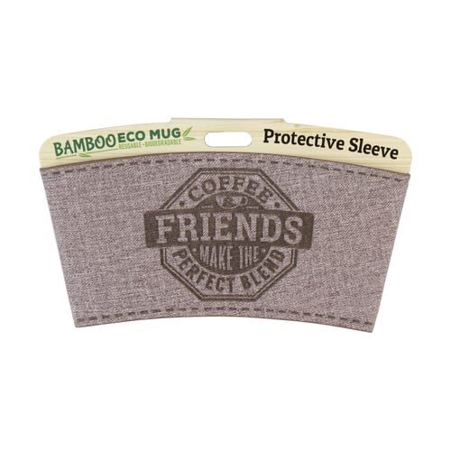 Friends Protective Sleeve For Bamboo Mug