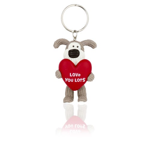 Boofle Love You Lots Keyring