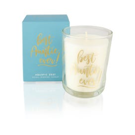 8oz Best Auntie Ever Inspire Candle