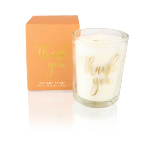 8oz Thank You Inspire Candle