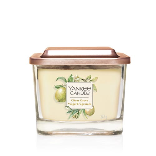 Yankee Candle Elevation Citrus Grove Medium Jar