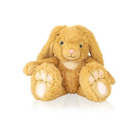 Brown Patchfoot Bunny Soft Toy