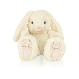Cream Patchfoot Bunny Soft Toy