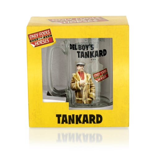 Only Fools And Horses Del Boy Tankard