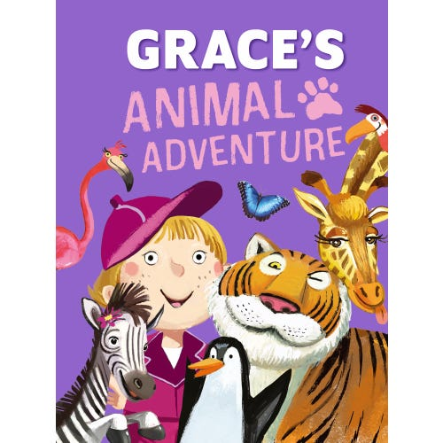 Grace's Animal Adventure Book