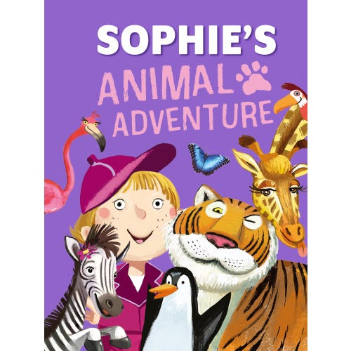 Sophie's Animal Adventure Book
