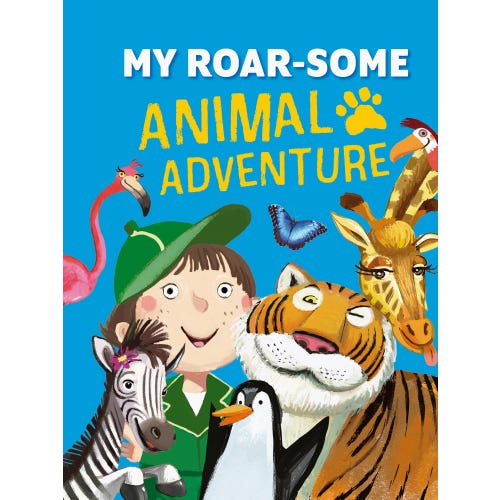Generic (Boy)'s Animal Adventure Book