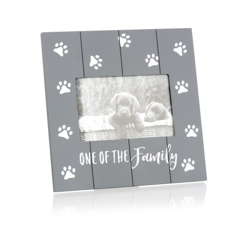 "One Of the Family Pet 4"" x 6"" Photo Frame"