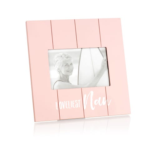 "Nan 4"" x 6"" Photo Frame"