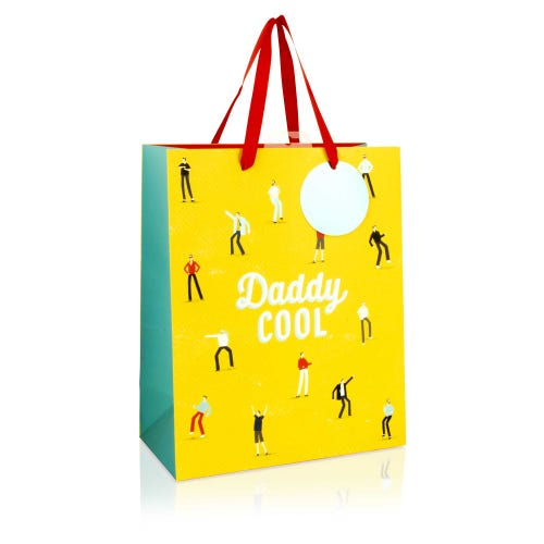 Daddy Cool Icons Medium Gift Bag