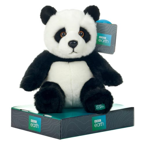 BBC Earth Panda 10 Inch Soft Toy