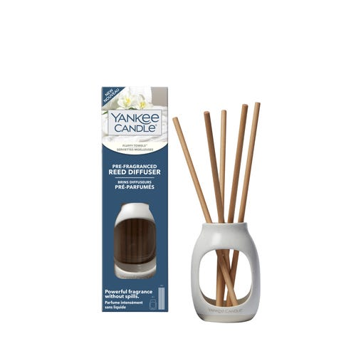 Yankee Candle Earthenware Pre-Fragranced Reed Diffuser