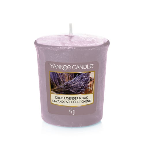 Yankee Candle Lavender & Oak Votive