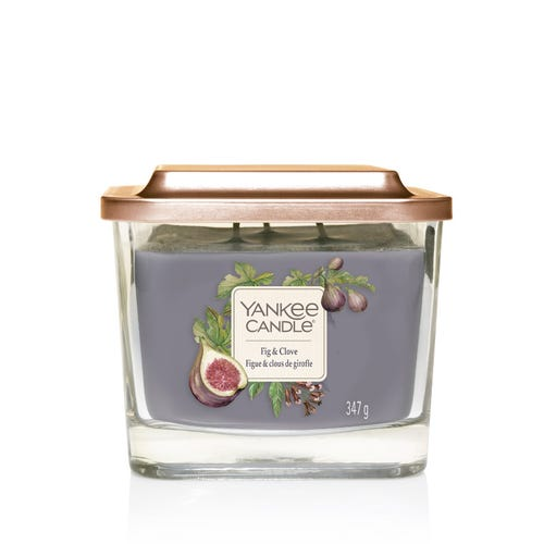 Yankee Candle Elevation Fig & Clove Medium Jar