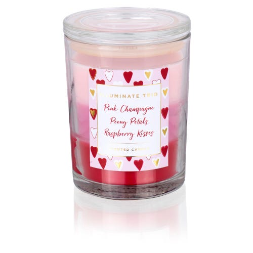 Illuminate Trio Candle