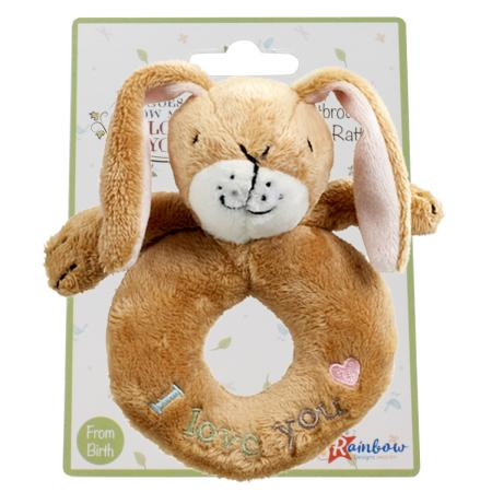 GUESS HOW MUCH I LOVE YOU HARE RING RATTLE