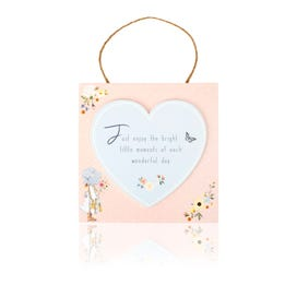 Holly Hobbie Bright Little Moments Plaque
