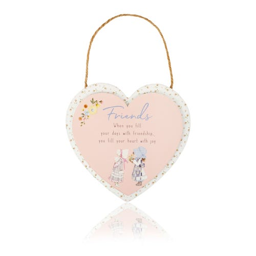 Holly Hobbie Friend Plaque