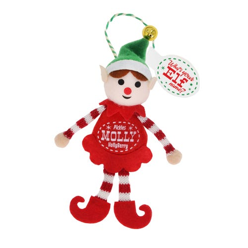 Elf Decoration - Molly