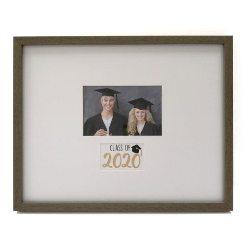 Graduation Personalised Sign Frame
