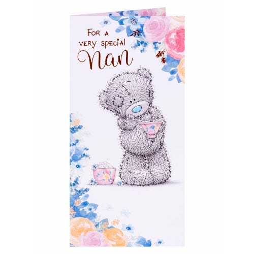 Special Nan Me To You Mother's Day Card