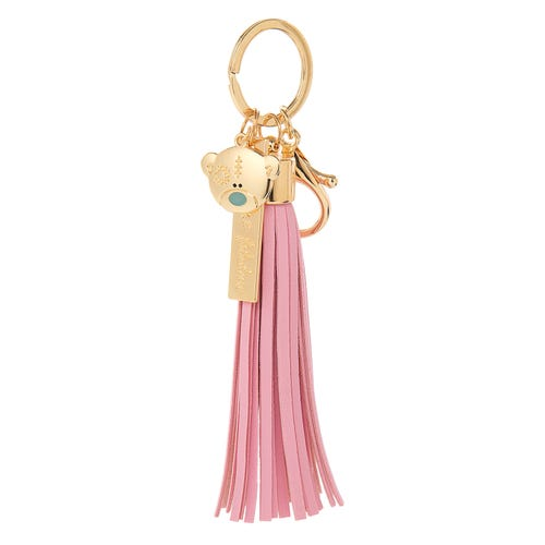Me to You Pink Tassel Bag Charm