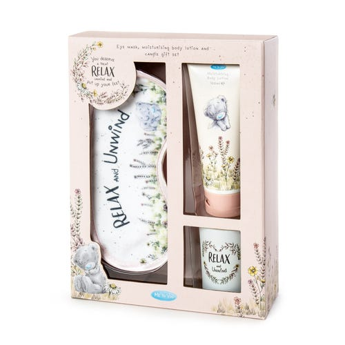 Me to You Relax & Unwind Pamper Gift Set