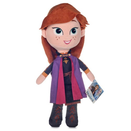 Disney Anna 20 Inch Soft Toy