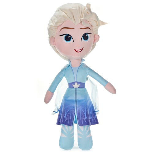 Disney Elsa 20 Inch Soft Toy