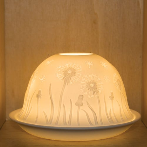 Nl Candle Shade - Dandelion