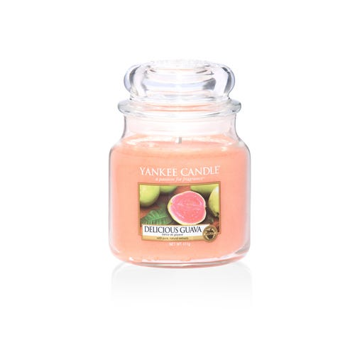 Yankee Candle Medium Jar Delicious Guava