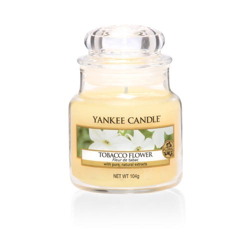 Yankee Candle Small Jar Tobacco Flower