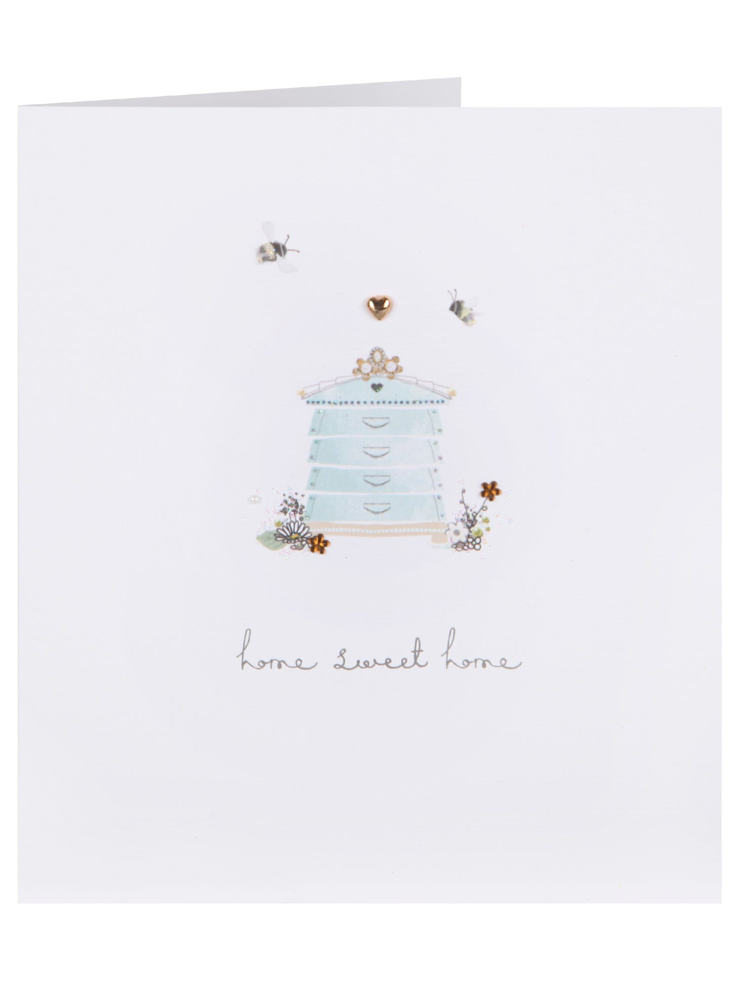 Home Sweet Home Card <p> Congratulate them on their new home with this sweet and thoughtful card.</p>