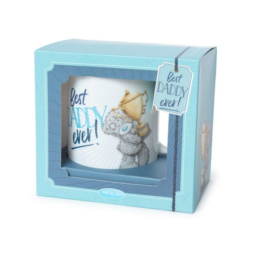 Me To You Best Daddy Ever Mug