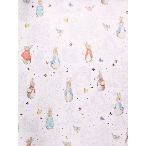 Collage Peter Rabbit Flatwrap