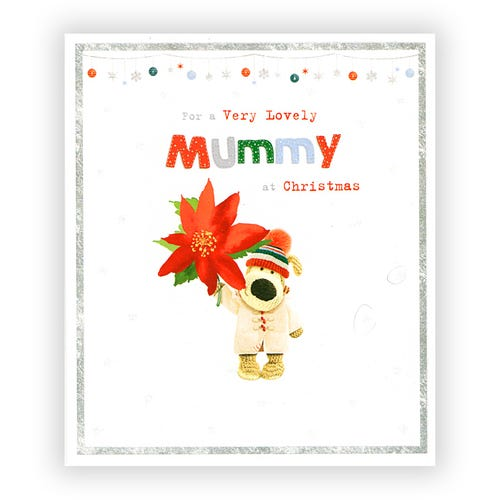 You're Loved lots and lots Mummy Christmas card