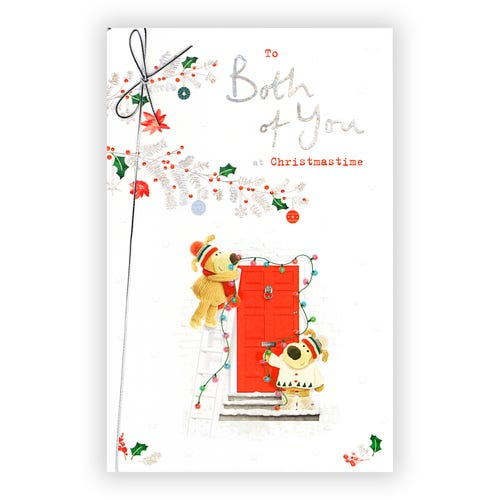 Both Of You General Christmas card